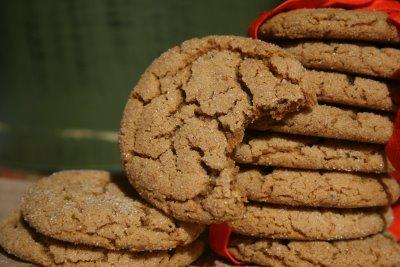 [ginger+cookies]