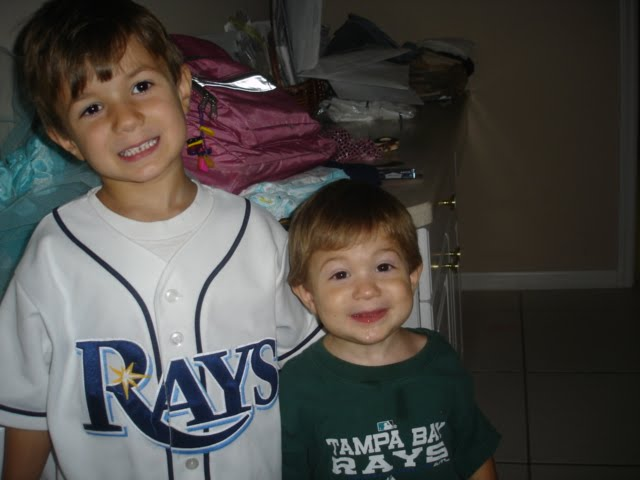 Ready for the Rays game