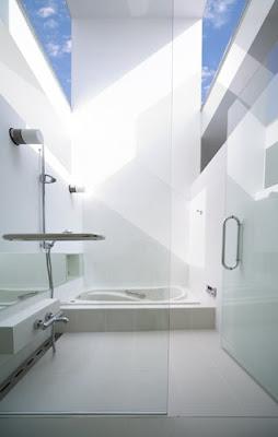 japanese house bathroom