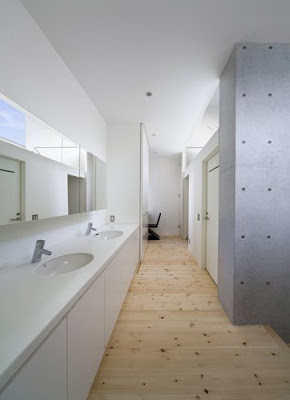 japanese house bathroom