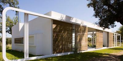 Simple Box House in Spain by Murado & Elvira