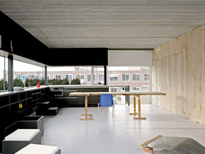 House IJburg Amsterdam by Marc Koehler Architect