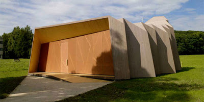 Temporary Chapel by Local Architecture