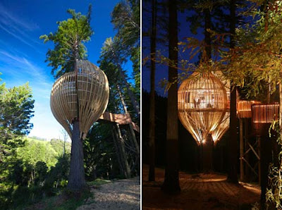 Yellow Treehouse Restaurant Australia