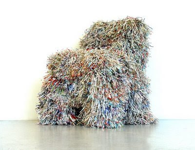 Hairy Chair by Charles Kaisin