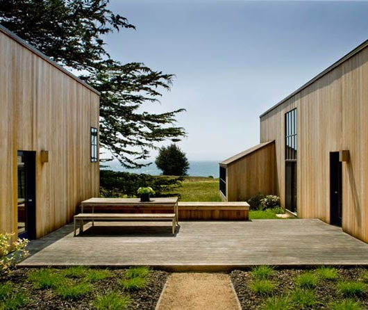 Interiors blog 2011 sea ranch residence california by tgh - Residence calistoga strening architects californie ...