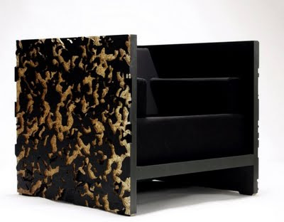 Camouflage Armchair by Emiliano Godoy