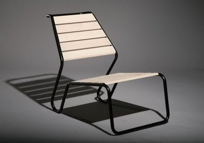 The CH1 Chair by Fruitsuper Design