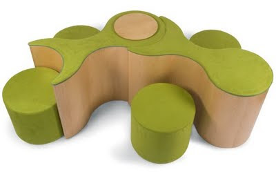 The Molecule Seating System by Davide Tonizzo