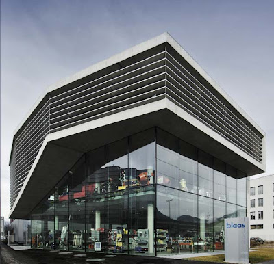 Blaas General Partnership in Bolzano, Italy by monovolume