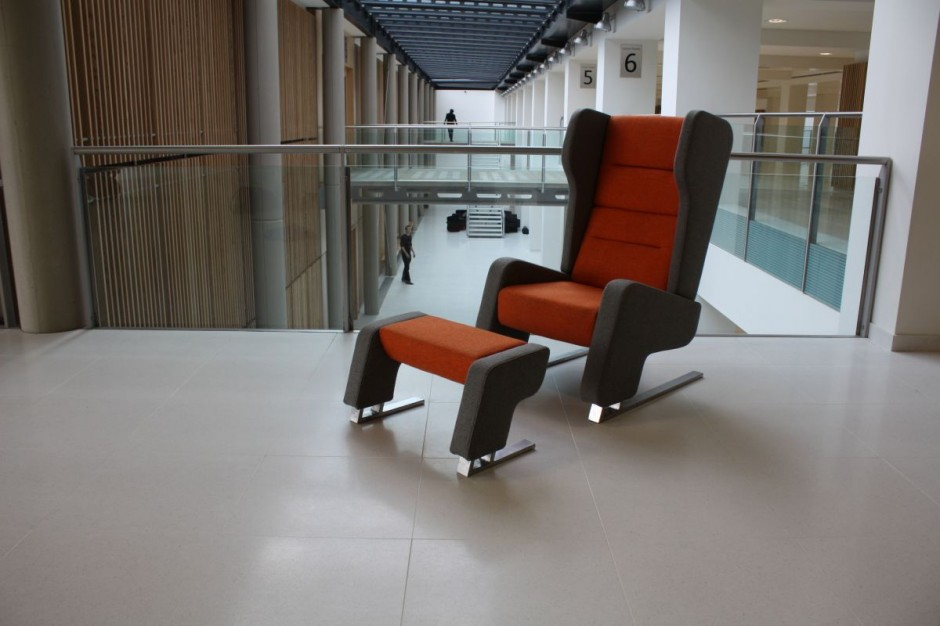 Image result for contemporary wingback chairs