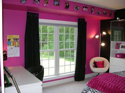 korean house decorating bedrooms with black white and
