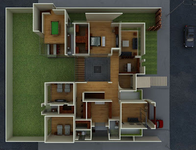 Korean Interior Modern Homes Design Inspiration The Cubo House