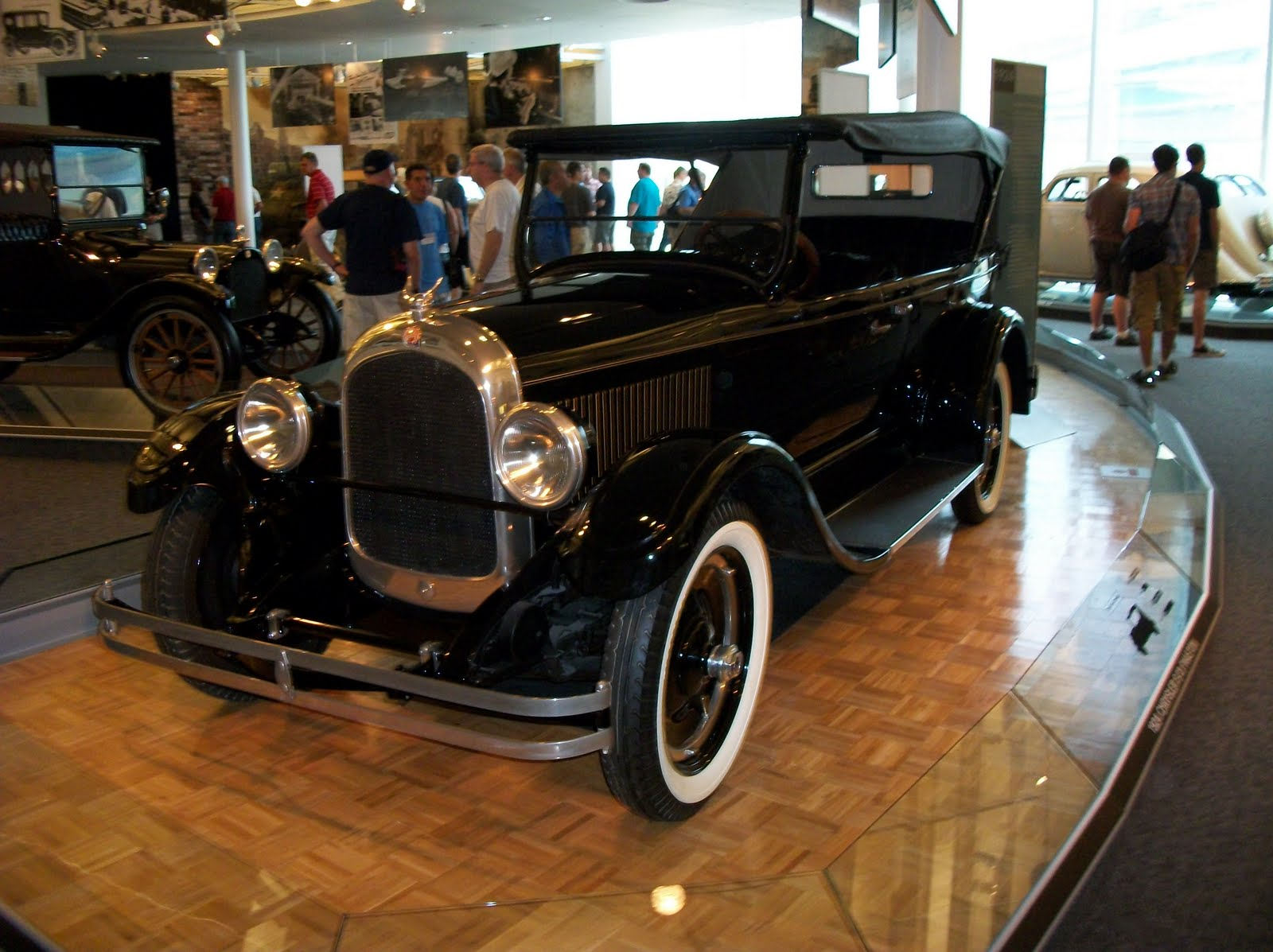 A delicious blend of special treats ranging from one of the very first 1924 chryslers ever produced to a gorgeous 1934 airflow one of the seven 1941