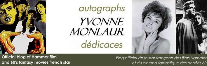 Yvonne Monlaur Autographs