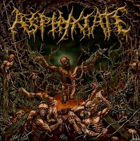 Asphyxiate – Anatomy Of Perfect Bestiality – (2009)