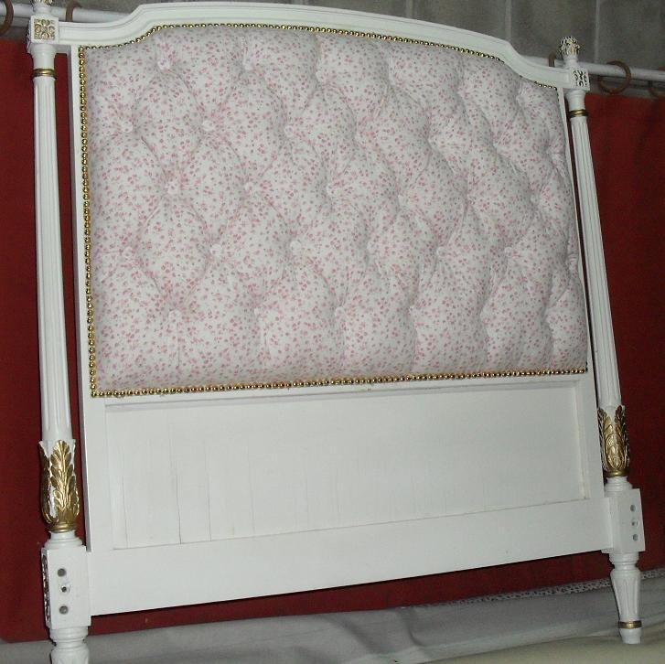 Cybtapicero cabezal de cama - Cabezal de cama tapizado ...