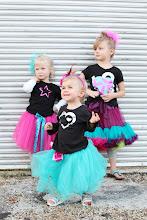 Elise, Nia and Emory
