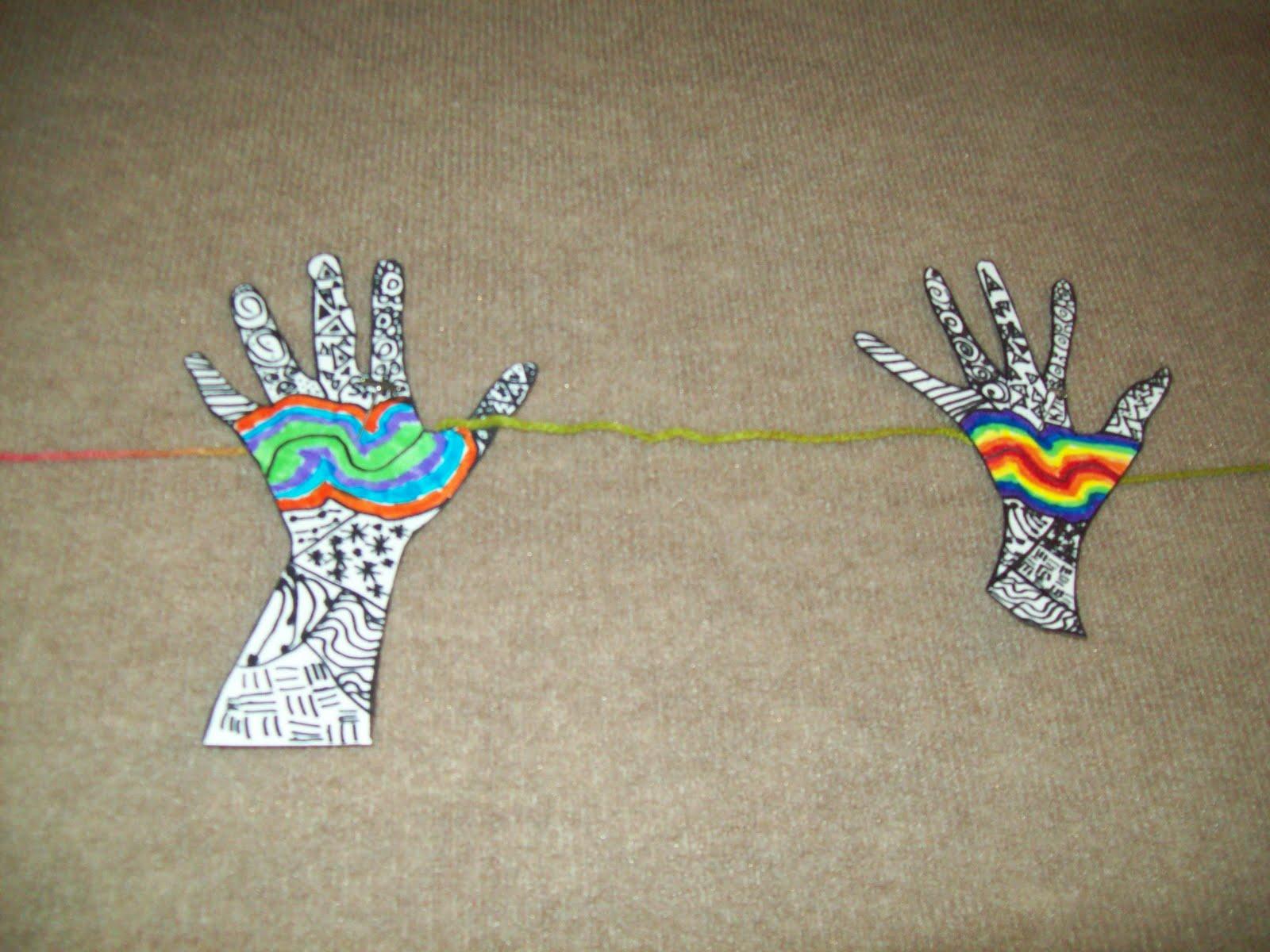 Line Art Grade 2 : Art at east union nd grade line