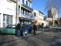 Dimanches apéro à La Bascule, en fin de matinée: