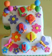 1 Yaş Pastası 06