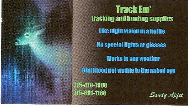Track em'