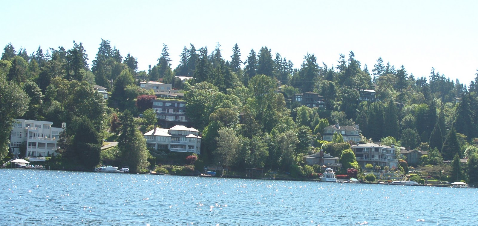 Seattle mansions mercer island waterfront sales for The mercer