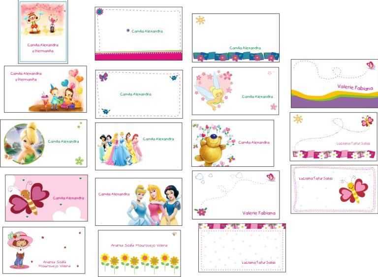 Tarjetas Trazos y Colores: TARJETAS PERSONALES