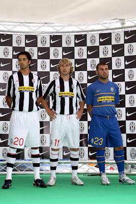 Le maglie ufficiali 2007\2008