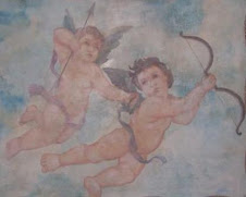 Cherubs in Flight
