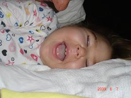 Sorrindo!