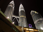 Petronas Towers by Night, KL