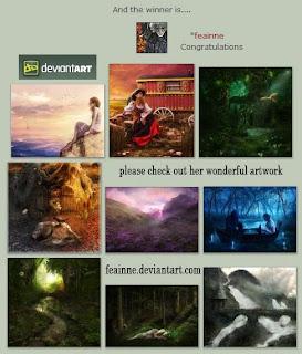 Featuring the artwork of feainne.deviantart.com