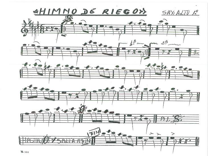 partituras de trompeta. República: Partituras del