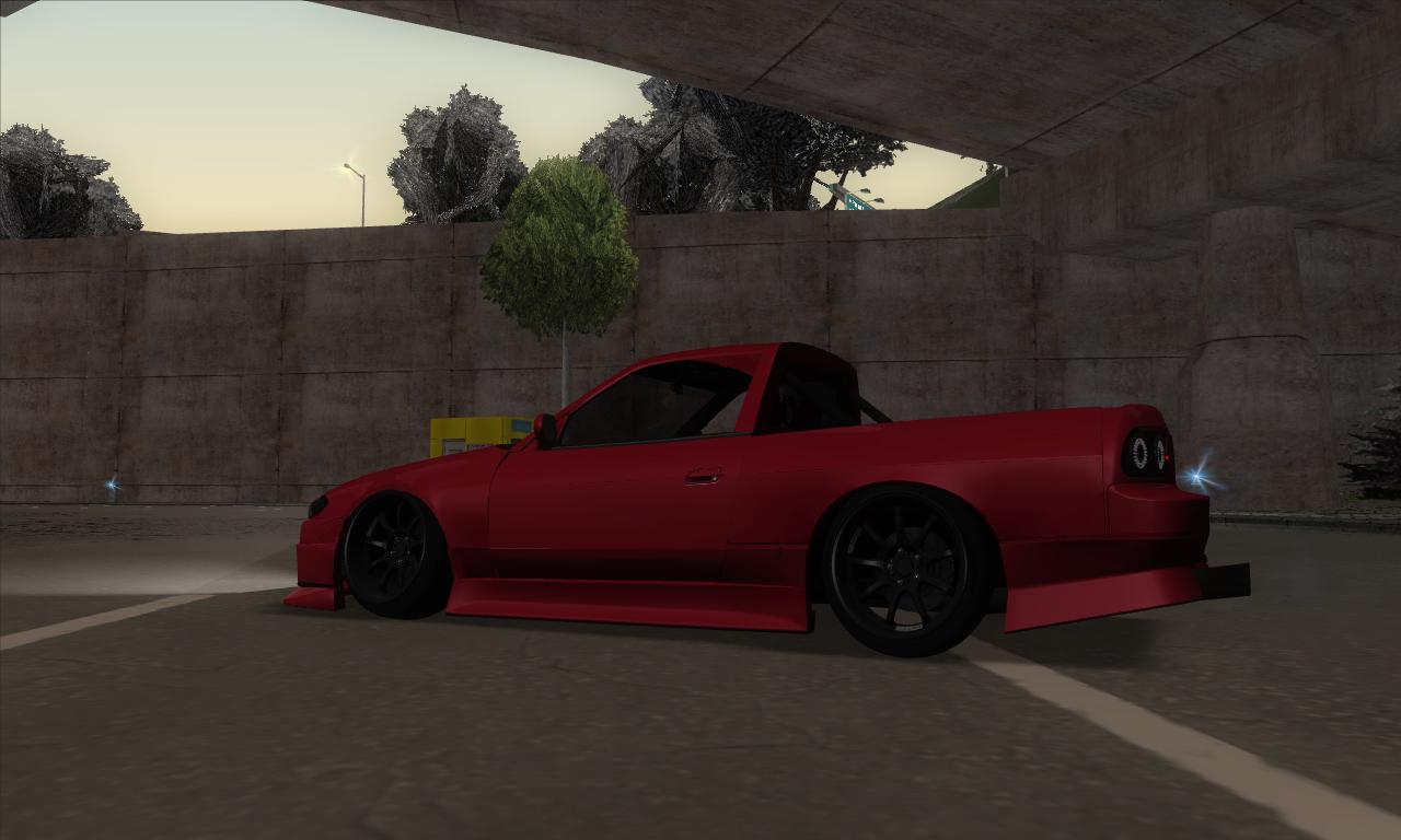 Nissan s13.5 ute