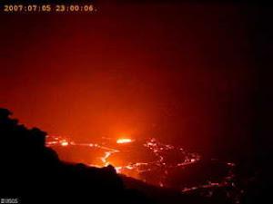 Imágenes de un Volcán-También esto lo tienen controlado??