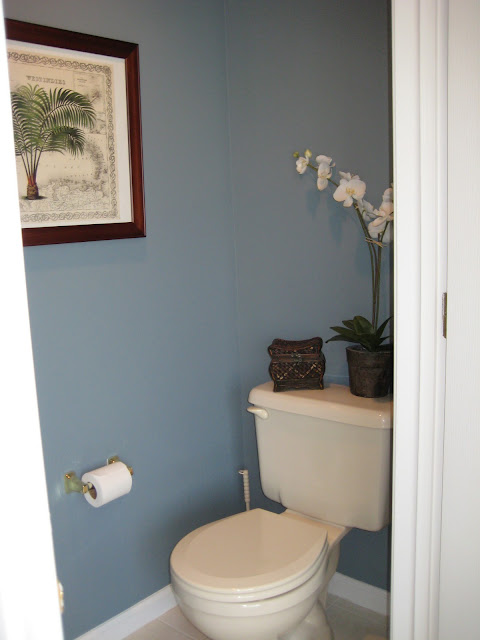 Calypso in the country paint colors for Master bathroom paint