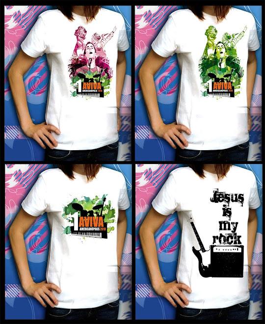 camisetas (modelos)