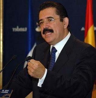 El ex presidente Manuel Zelaya