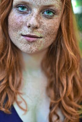 Fotos de Fakes de Meninas com Cabelos Ruivos Part. 5