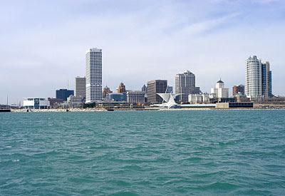 Best Skylines? Milwaukee-Skyline