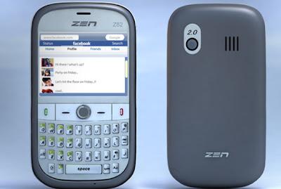 Zen Z82