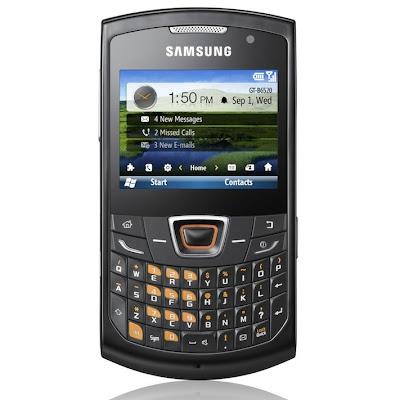 Samsung Omnia Pro5