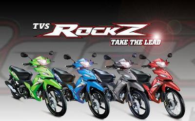TVS Rockz