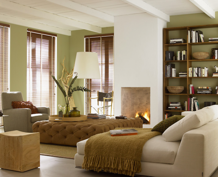 design : wandfarben landhausstil wohnzimmer ~ inspirierende bilder, Innenarchitektur ideen