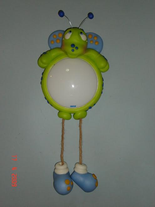 LAMPARA LUZ DE TOQUE 2