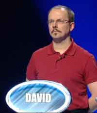 David Bishop on The Weakest Link
