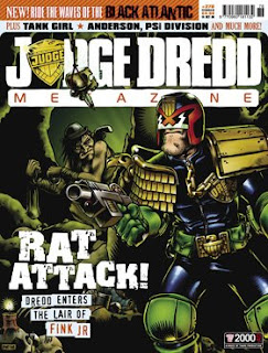 Judge Dredd: the Megazine Issue 276