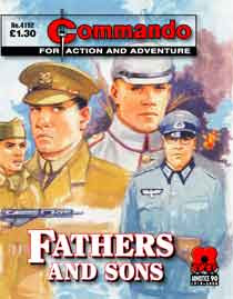 Commando Issue 4152