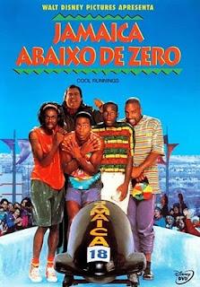Filme Poster Jamaica Abaixo de Zero DVDRip RMVB Dublado